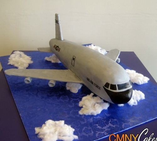 20 best images about air force airplane party on pinterest for Air force cakes decoration