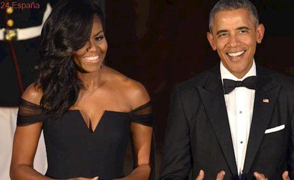 Los Obama llegan a un acuerdo millonario con Penguin Random House para publicar sus memorias