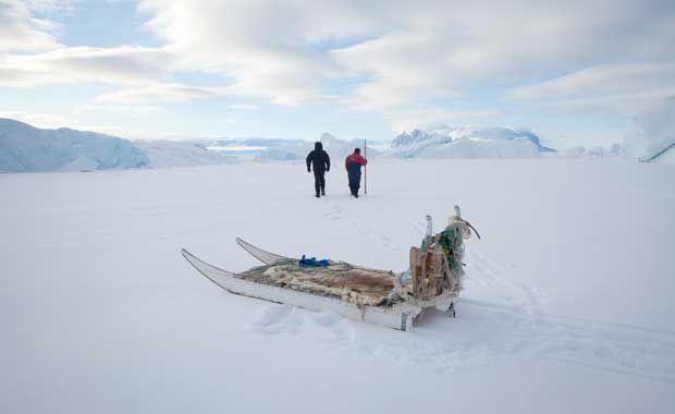 Iceberg Riders screening at Olana, Vassar Brothers Institute's science & travel series