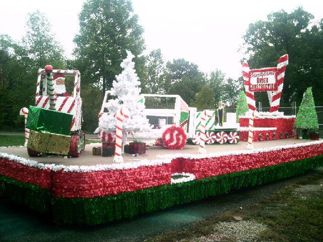 Christmas Floats 2009