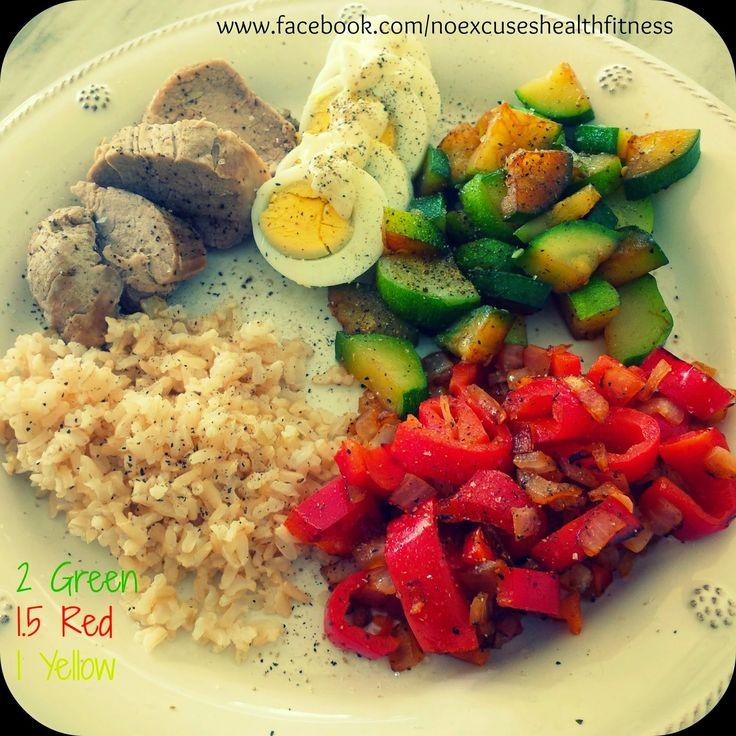 Simple Pork Tenderloin Lunch....