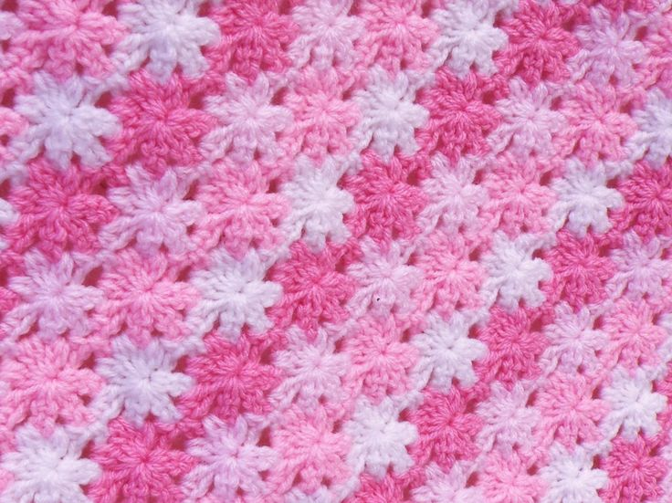 Floreal Baby Blanket