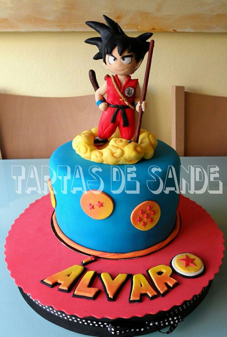 Ssj Cake Decorating