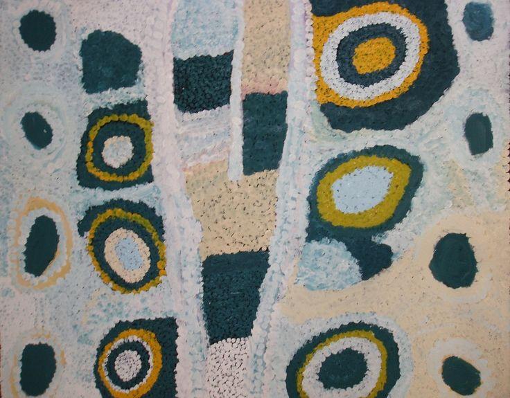 Tunbridge Gallery Untitled, Jean Yaritji Lane