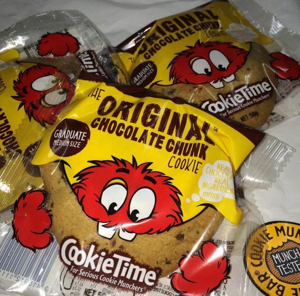 Cookie Time. | 17 New Zealand Foods - original choc chunk