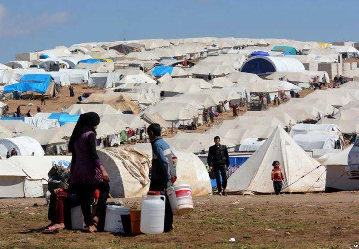 El número total de refugiados sirios en Turquía alcanzó los 1.627.000