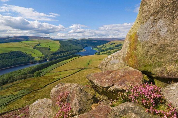 Таинственный национальный парк Пик-Дистрикт, Англия