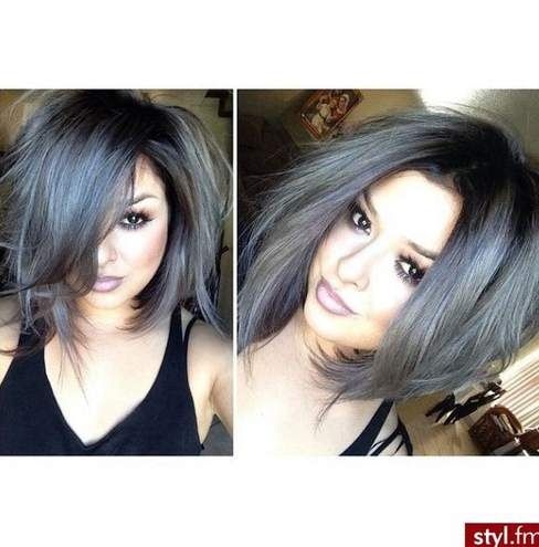 hair cut short edgy choppy layers...I love her volume!!!