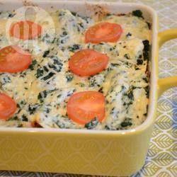 Spinazie lasagne @ allrecipes.nl