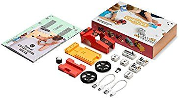 SAM Curious Kit - Educational STEM Toy - Race and Play: Build and Program Your Own Cars and Games
