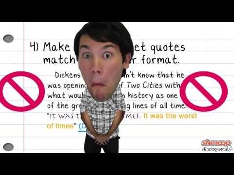 mla format argumentative essay outline