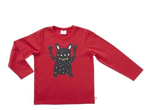 Gremlin Tee by Hootkid - this is just too cute to resist for any cheeky little man.