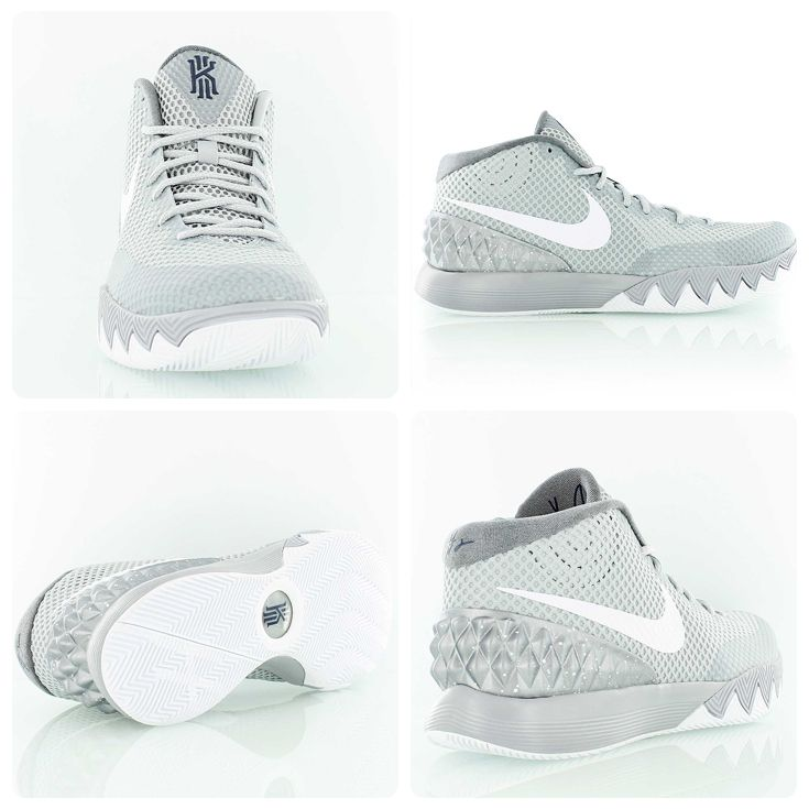 Wolf Grey Nike Shoes