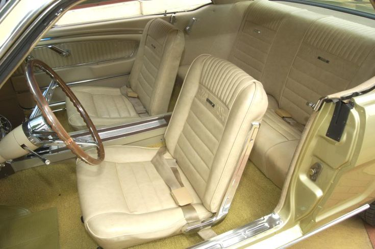 83 best 66 mustang images on pinterest for 1966 ford mustang pony interior