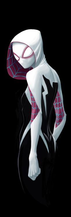 Spider-Gwen - David Joyce