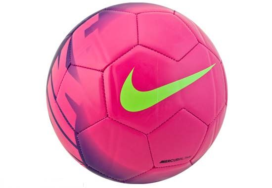 Nike Mercurial Fade >> Easy Returns >> Purple Soccer Balls