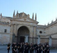 El ensemble Art Nouveau se presenta hoy ante el público con un concierto de marchas fúnebres