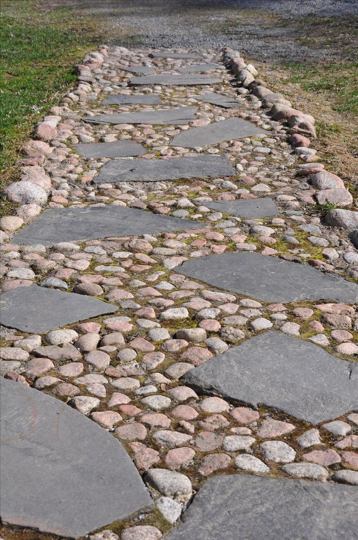 Human path