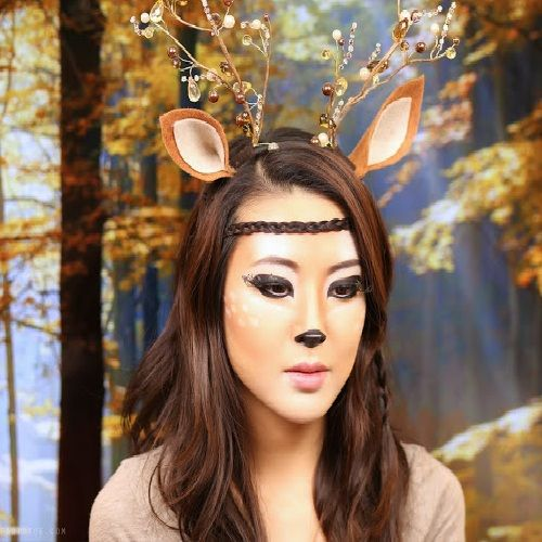 85 best santacon images on pinterest costume ideas deer and diy reindeer costume solutioingenieria