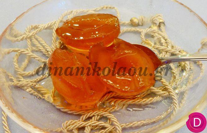 Φιρίκι, γλυκό του κουταλιού | Dina Nikolaou
