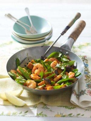 Mangetout-recipes