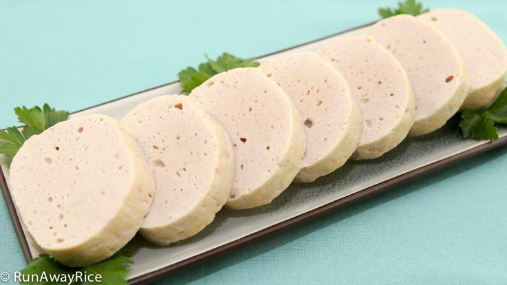 Steamed Pork Roll also called Vietnamese Ham--The best recipe EVER! | recipe from runawayrice.com