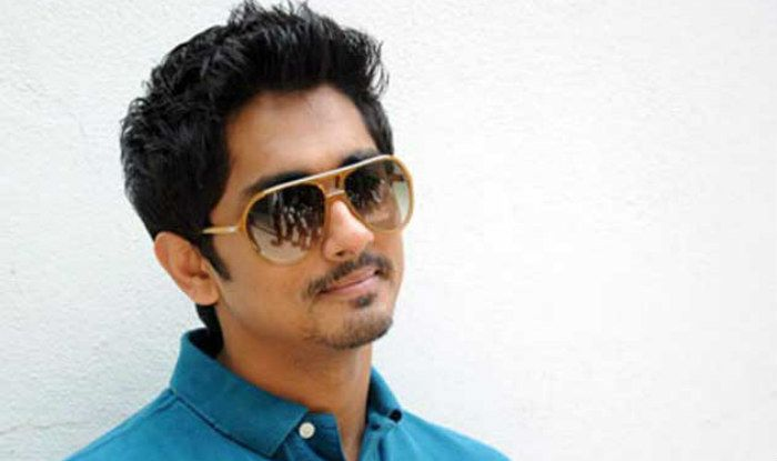 Actor Siddharth to come up with four films this year