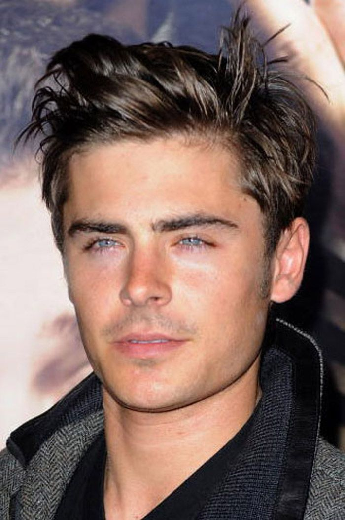 hairstyles for men with thick poofy hair hair