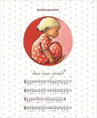 Imse vimse spindel (Affisch) - Barnkammaren