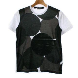 COMME des GARÇONS(コムデギャルソン)のJUNYA WATANBEドットTシャツ レディースファッションのトップス(Tシャツ(半袖/袖なし))の商品写真