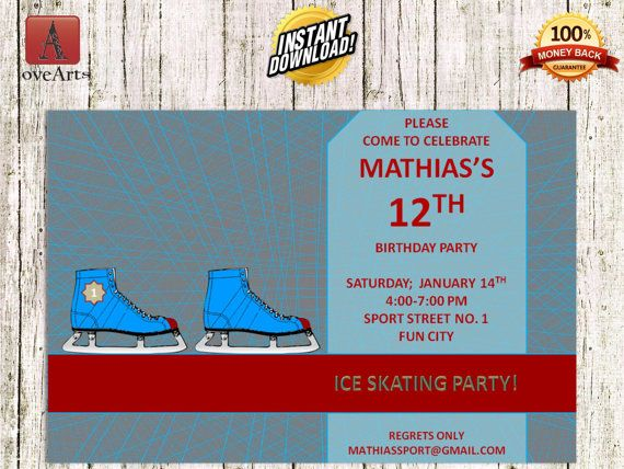 Hey, I found this really awesome Etsy listing at https://www.etsy.com/listing/248820793/instant-download-ice-skating-invitation