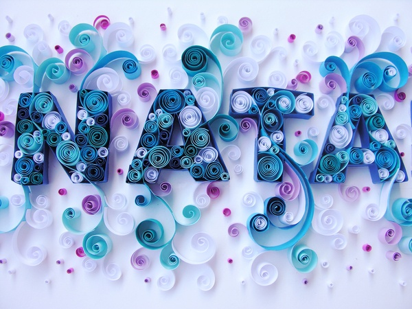 | Crafts & Creations | Pinterest | Quilling, Behance and Galleries