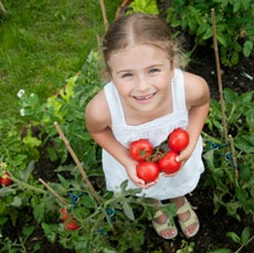 The Kid's Guide To Gardens: How To Create A Whimsical Children's Garden