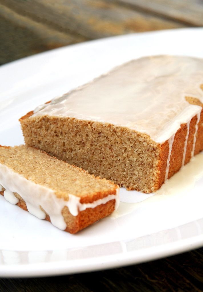 Starbucks-lovers, rejoice! Your favorite lemon pound cake gets a vegan makeover with this healthy version that's just as delicious but free of butter (and guilt).