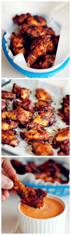 Baked Brown Sugar Chicken Wings - Joybx
