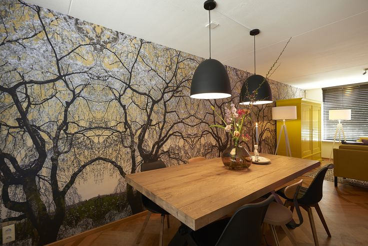 RTLWM Voorjaar 2015 afl.6 Behang van BN Wallcovering http://wallcoverings.bnint.com/home/