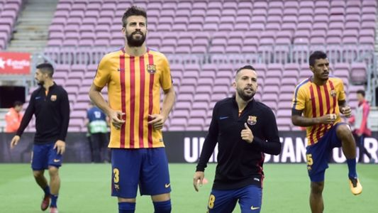 Gerard Piqué rompe a llorar defendiendo a Cataluña - Goal.com