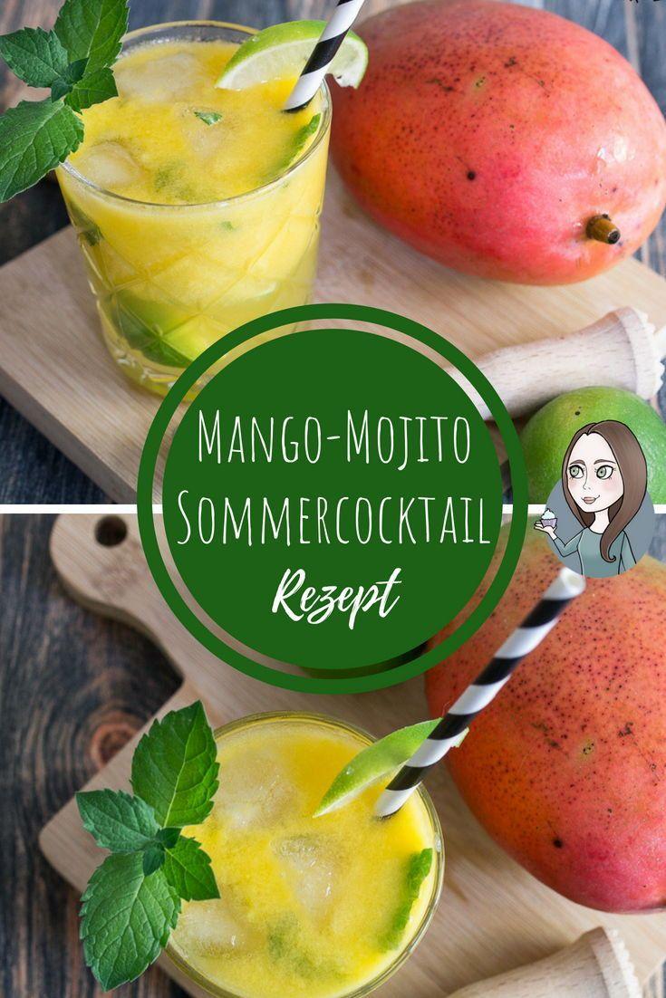 Elegant Rezept Mojito Cocktail Das Beste Von Mango-mojito | Cocktails | Inspiration | Mango