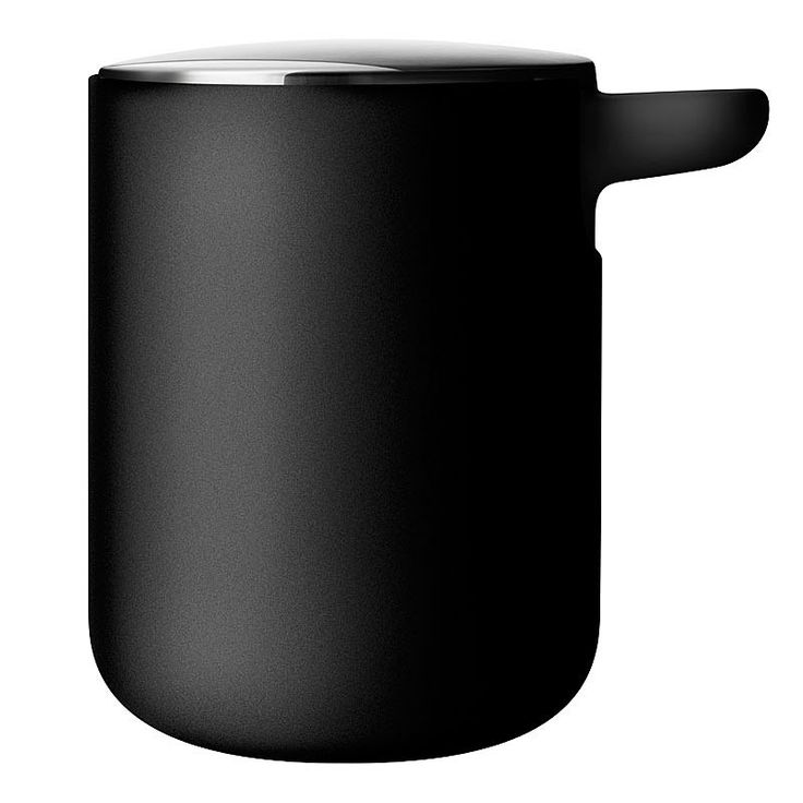 top3 by design - Menu - norm soap dispenser matt black