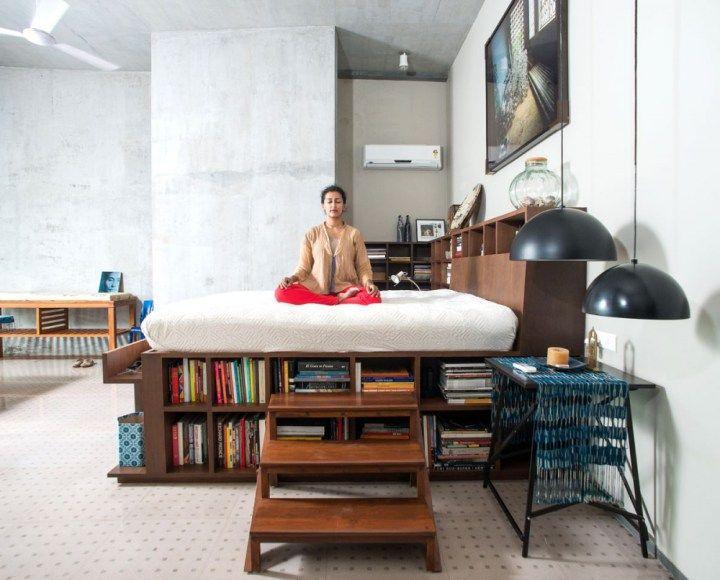 женская спальня в разных странах мира