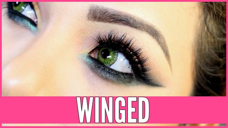 Cat Eye Makeup Like a PRO in Minutes  - Check out makeup artist Kenya Esqueda, create an easy winged eyeliner look. In this tutorial makeup artist Kenya Esqueda (@kenya_esqueda) will show you an extremely easy way of creating the perfect feline flick using our cat eyeliner stencil to get the perfect shape every time.   #CatEye #Winged #Eyeliner #Makeup