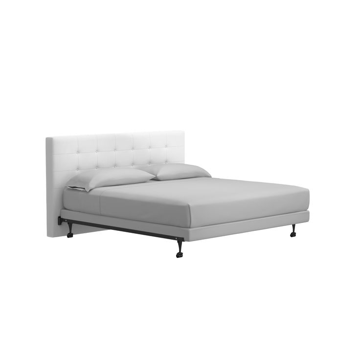 Shop Tate Tall Upholstered California King Headboard.