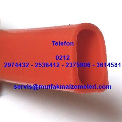 Konveksiyonlu Fırın Lastiği AFCEKFC2:Konveksiyonlu fırın lastikleri yüksek sıcaklığa dayanan yanmaz fırın kapak lastiklerinden bu fırın kapak lastiğinin imalatı 300 dereceye dayanan kaliteli ısıya dayanıklı silikondan yapıldığından dayanıklı tip yanmaz fırın kapak lastiğidir- Konveksiyonlu fırın kapak lastiği satışı 0212 2375906
