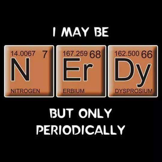 Humor Nerd | Até posso ser Nerd, mas apenas periodicamente