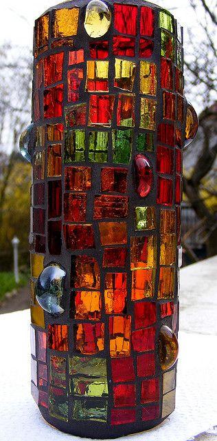Small glass vase | Flickr: Intercambio de fotos