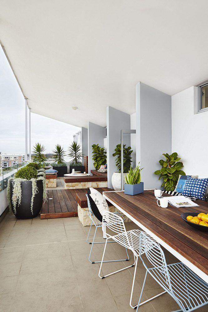271 mejores im genes sobre decoraci n terrazas y porches for Terrazas aire libre