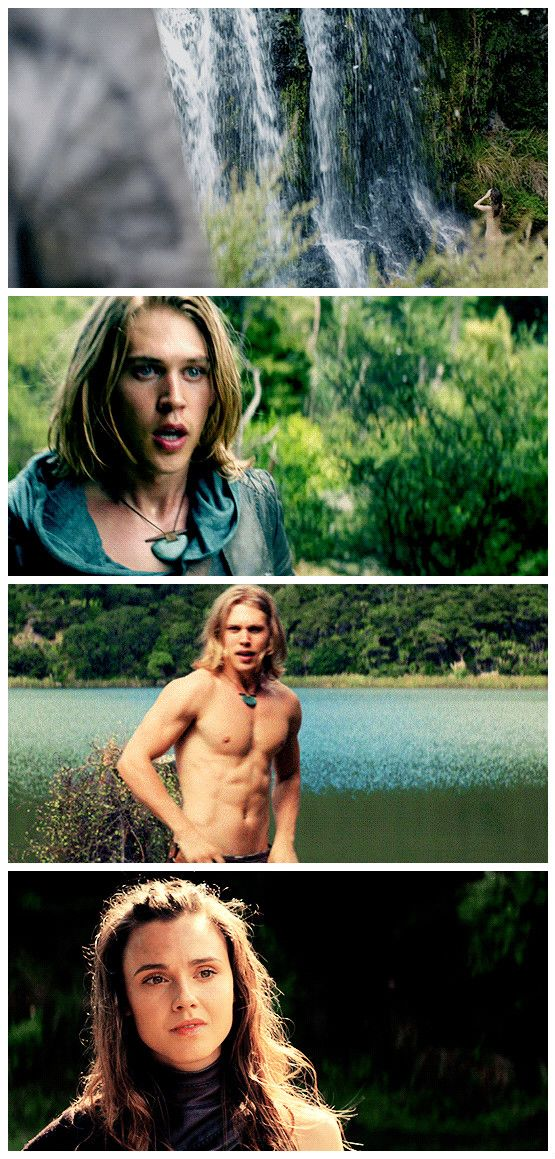 """#TheShannaraChronicles 1x03 """"Fury"""" - Will and Amberle"""