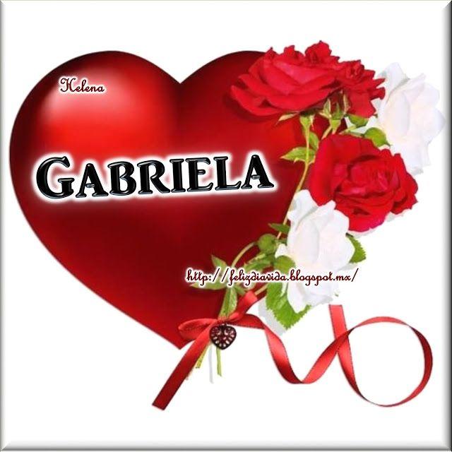 """Corazón Con Rosas Blancas Y Rojas """"A"""" A La """"G"""""""