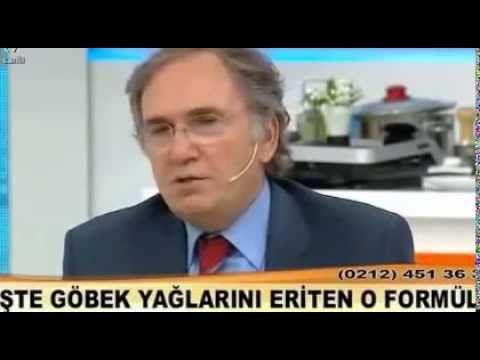 Göbek Yağlarını Eriten Formül - İbrahim Saraçoğlu - YouTube