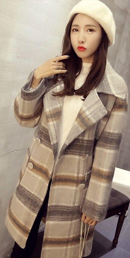 #cashmere #wool #woolcoats #cashmerecoats #plaidcoat